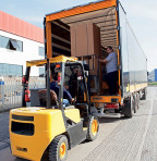 Ferrous and Nonferrous Recycling Weighbridge Tickets